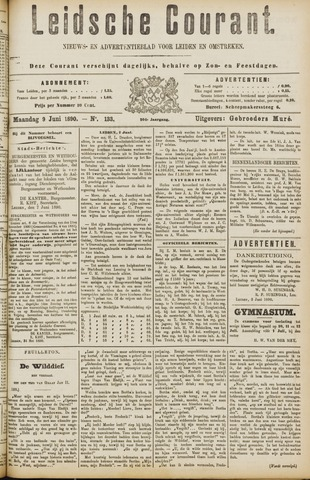 Leydse Courant 1890-06-09