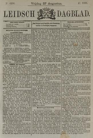 Leidsch Dagblad 1880-08-27