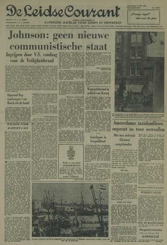 Leidse Courant 1965-05-03