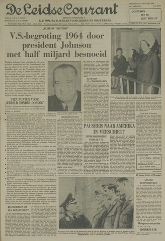Leidse Courant 1964-01-09