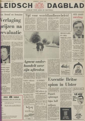 Leidsch Dagblad 1973-09-22