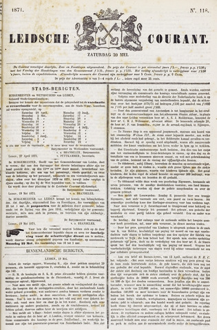 Leydse Courant 1871-05-20