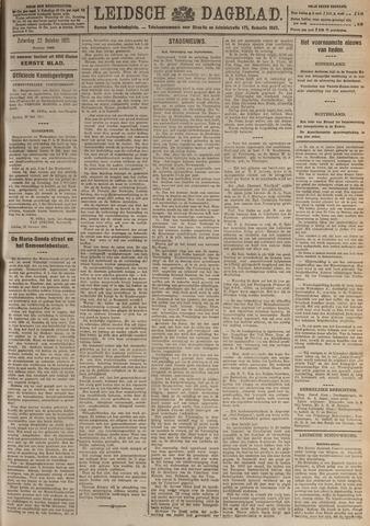 Leidsch Dagblad 1921-10-22