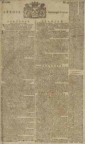 Leydse Courant 1760-02-13