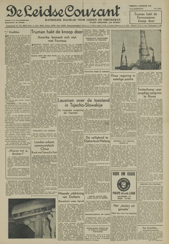 Leidse Courant 1950-01-06