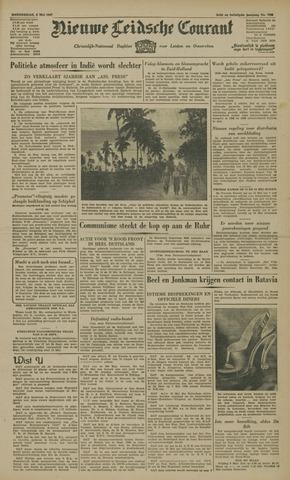 Nieuwe Leidsche Courant 1947-05-08