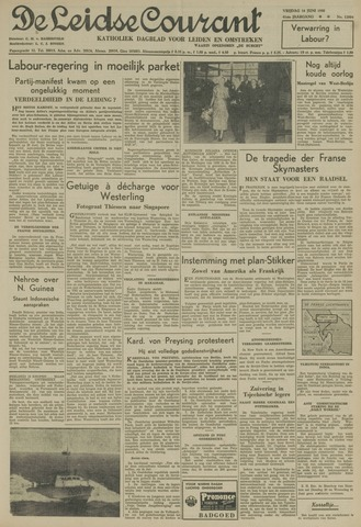 Leidse Courant 1950-06-16