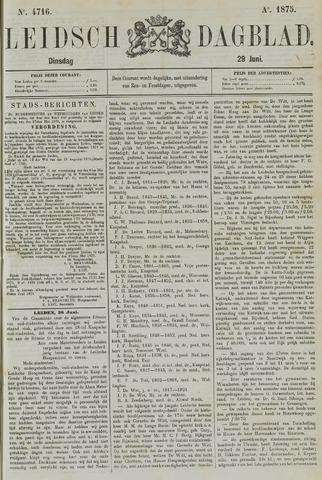 Leidsch Dagblad 1875-06-29