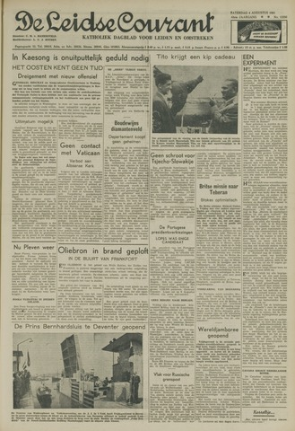 Leidse Courant 1951-08-04