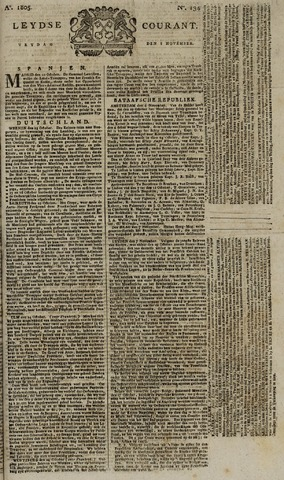 Leydse Courant 1805-11-08