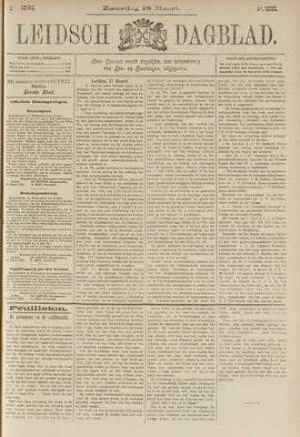 Leidsch Dagblad 1893-03-18