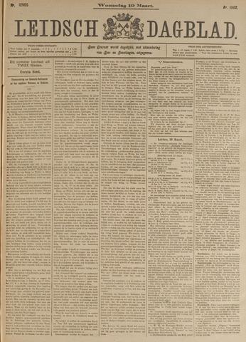 Leidsch Dagblad 1902-03-19