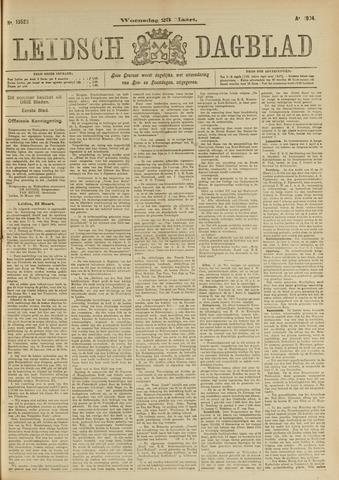 Leidsch Dagblad 1904-03-23