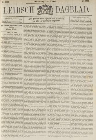 Leidsch Dagblad 1892-06-14