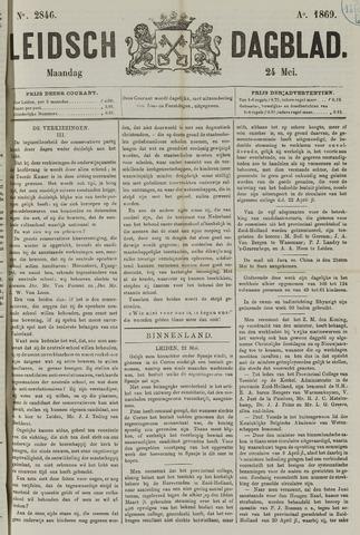 Leidsch Dagblad 1869-05-24