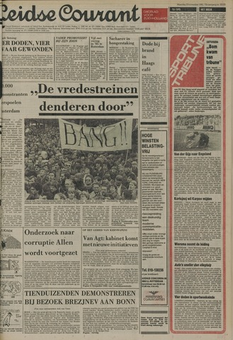 Leidse Courant 1981-11-23