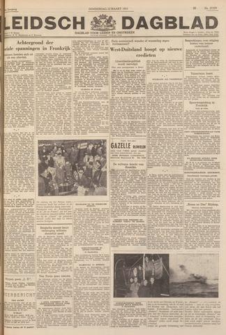 Leidsch Dagblad 1951-03-22