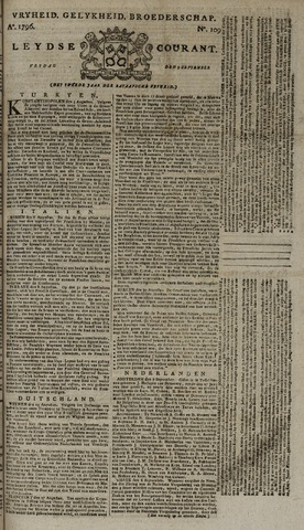 Leydse Courant 1796-09-09