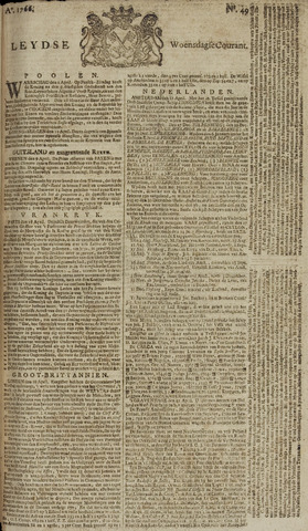 Leydse Courant 1766-04-23