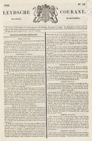 Leydse Courant 1844-12-30