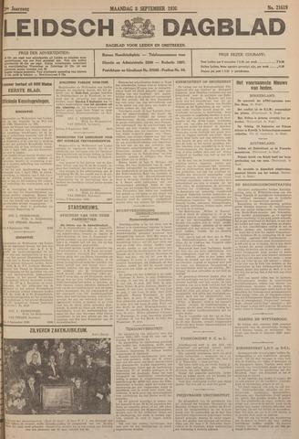 Leidsch Dagblad 1930-09-08