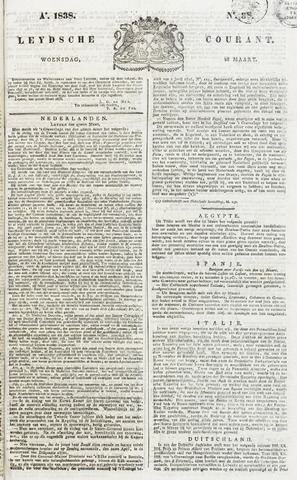 Leydse Courant 1838-03-28