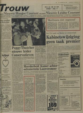 Nieuwe Leidsche Courant 1975-02-12