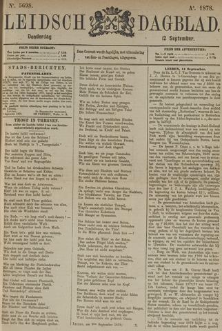 Leidsch Dagblad 1878-09-12