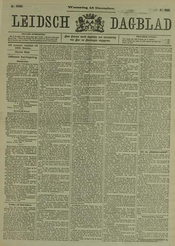 Leidsch Dagblad 1909-12-15