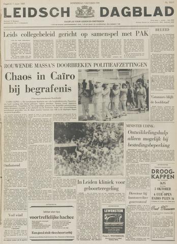 Leidsch Dagblad 1970-10-01