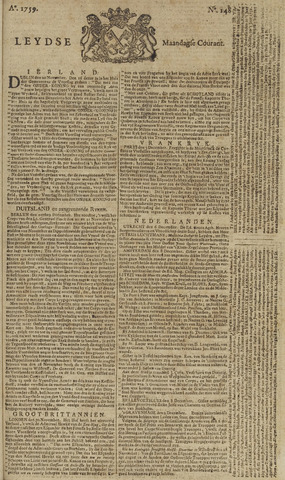 Leydse Courant 1759-12-10
