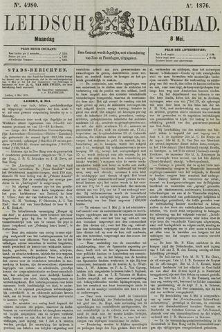 Leidsch Dagblad 1876-05-08