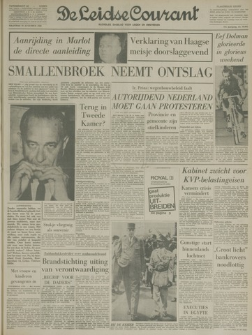 Leidse Courant 1966-08-29