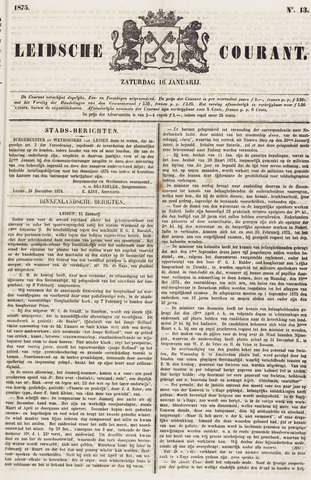 Leydse Courant 1875-01-16