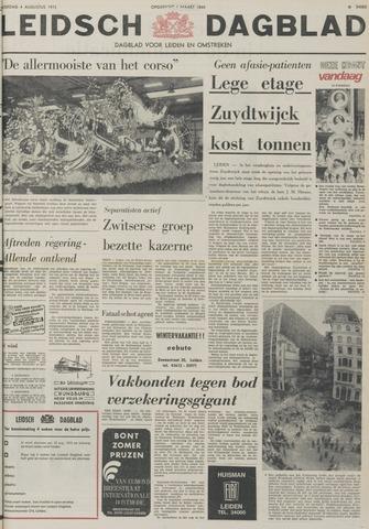 Leidsch Dagblad 1973-08-04