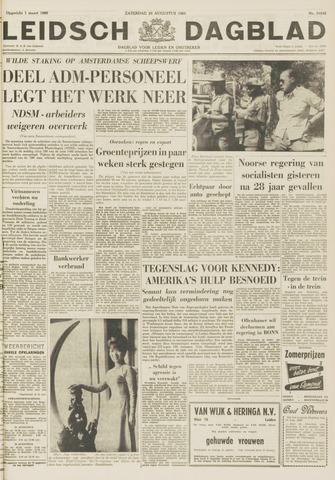 Leidsch Dagblad 1963-08-24