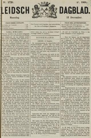 Leidsch Dagblad 1868-12-21