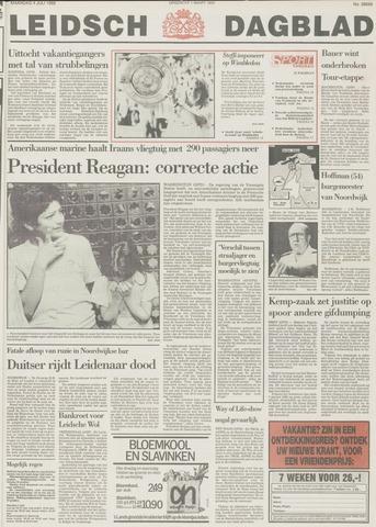 Leidsch Dagblad 1988-07-04