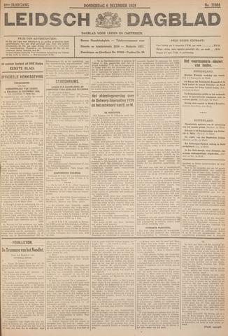Leidsch Dagblad 1928-12-06