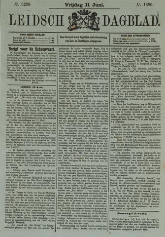 Leidsch Dagblad 1880-06-11
