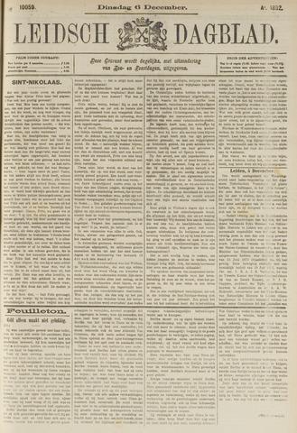 Leidsch Dagblad 1892-12-06