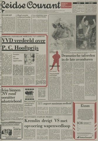 Leidse Courant 1985-02-22