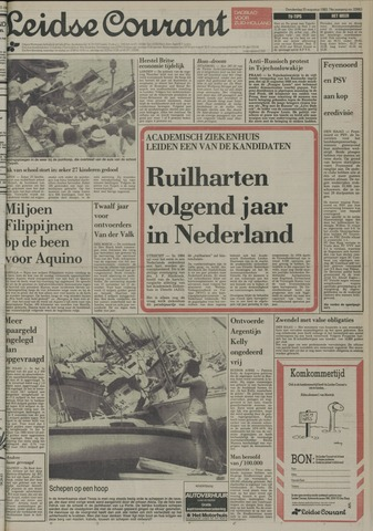 Leidse Courant 1983-08-25