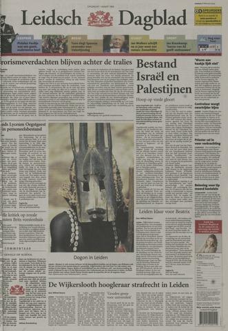 Leidsch Dagblad 2005-02-08