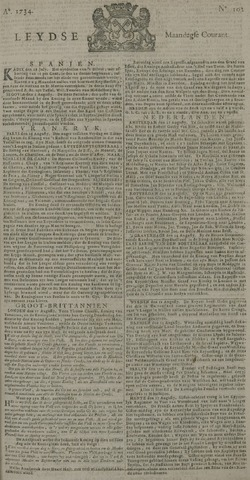 Leydse Courant 1734-08-23