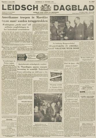 Leidsch Dagblad 1959-10-31