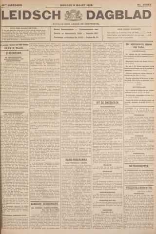Leidsch Dagblad 1928-03-06