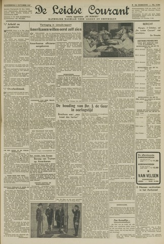 Leidse Courant 1947-10-02