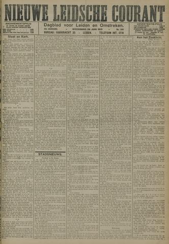 Nieuwe Leidsche Courant 1921-06-29