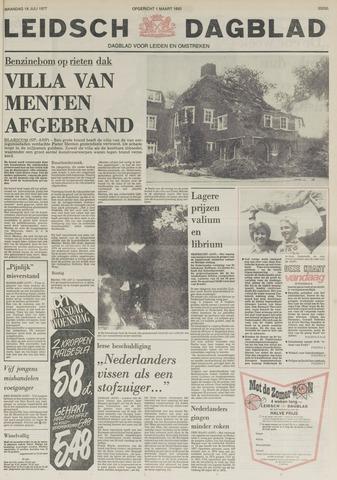 Leidsch Dagblad 1977-07-18